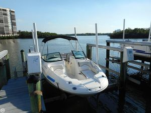 Used Sea Ray SD200 Deck Boat For Sale