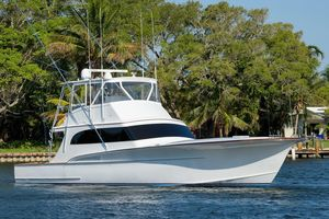 Used Scarborough Custom Carolina Sportfish Sports Fishing Boat For Sale