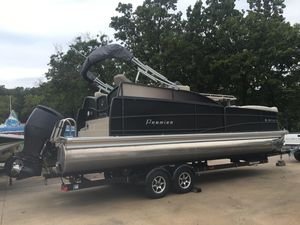 Used Premier Grand ViewGrand View Pontoon Boat For Sale