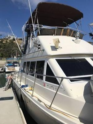 Used Carver Mariner 28 Motor Yacht For Sale