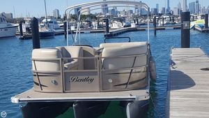 Used Bentley Elite Cruise 250 Pontoon Boat For Sale