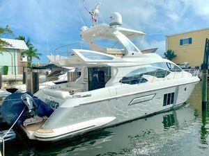 Used Azimut 54 Flybridge54 Flybridge Boat For Sale