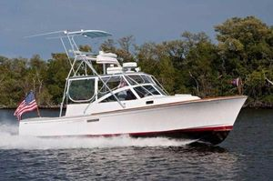 Used Hodgdon Sport FishermanSport Fisherman Sports Fishing Boat For Sale