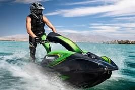 New Kawasaki SX-R High Performance Boat For Sale