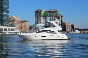 Used Sea Ray 450 Sedan Bridge Motor Yacht For Sale