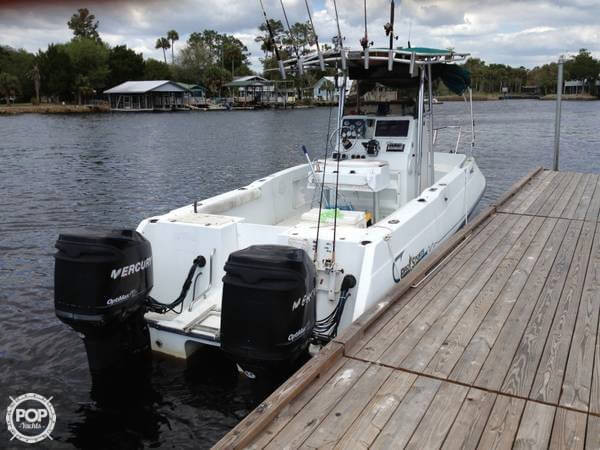 Used Pro Sport 2650 Prokat Power Catamaran Boat For Sale
