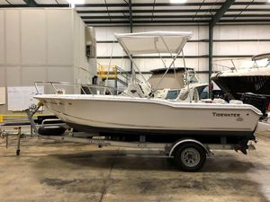 Used Tidewater 180 ADV CC Sports Fishing Boat For Sale