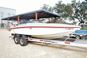 Used Chris-Craft 222 Stinger Cuddy Cabin Boat For Sale