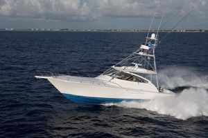 New Viking 52' Open Sports Fishing Boat For Sale