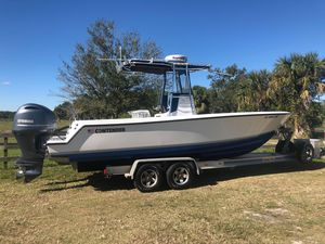 Used Contender 23 Tournament Center Console Fishing Boat For Sale