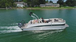 New Berkshire 25SB2 STS25SB2 STS Pontoon Boat For Sale