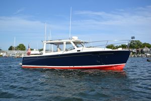 Used Mjm 29Z Downeast Cruiser Boat For Sale