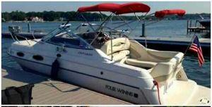 Used Four Winns 238 Vista Cruiser Boat For Sale