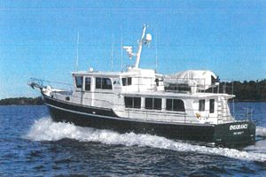Used Duffy 50 Pilothouse Fast Trawler Boat For Sale