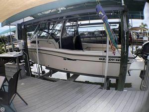 Used Grady-White SeaFarer 228 Walkaround Fishing Boat For Sale