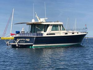 Used Sabre 48 SE Express Cruiser Boat For Sale