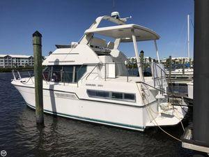 Used Carver 350 Aft Cabin Motoryacht Aft Cabin Boat For Sale