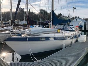 Used Morgan Giles Classic Cruiser Sailboat For Sale
