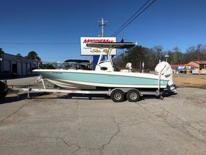 Used Boston Whaler 240 Dauntless High Performance Boat For Sale