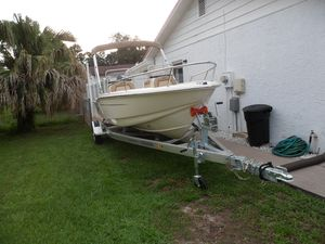 Used Scout 175 Sport Dorado Cruiser Boat For Sale