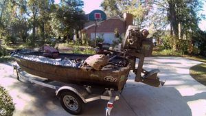 Used G3 1548 DK Aluminum Fishing Boat For Sale
