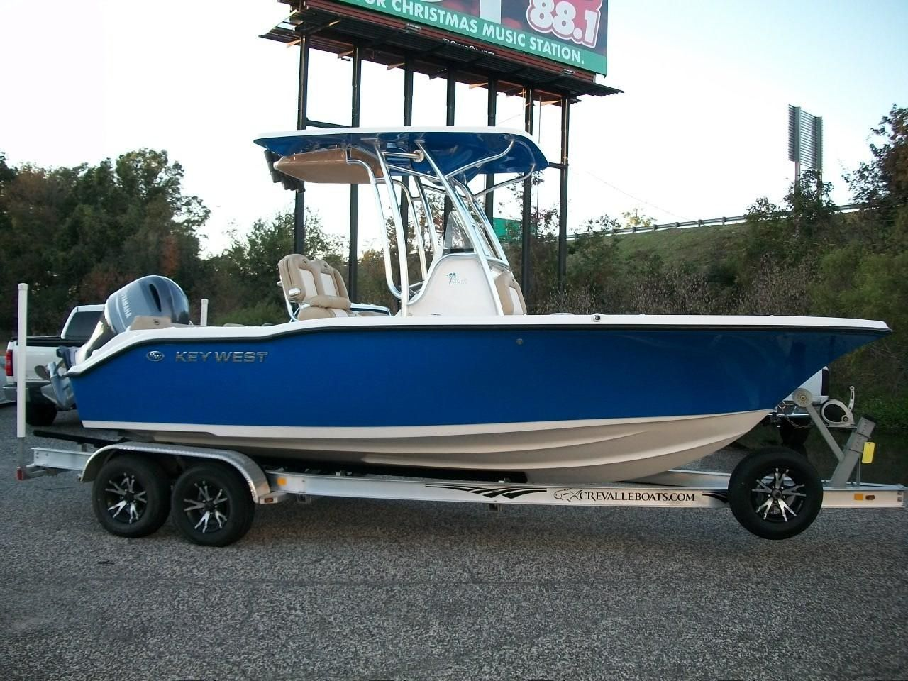Key West Christmas 2019.2019 New Key West 219 Fs Center Console Fishing Boat For