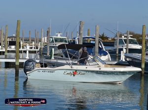 Used Key West 211 Dual Console Cruiser Boat For Sale