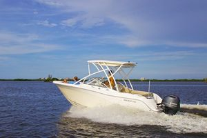 New Sea Fox 226 Traveler Cruiser Boat For Sale