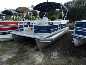 New Sweetwater 226226 Pontoon Boat For Sale
