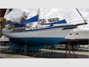 Used Downeast Cruiser Sailboat For Sale