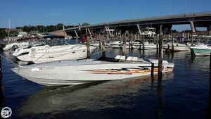 Used Cigarette Mistress 35 High Performance Boat For Sale