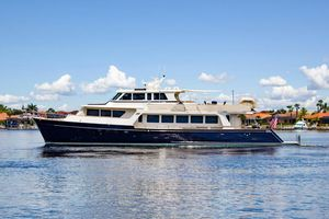 Used Marlow Explorer 97E Command Bridge Motor Yacht For Sale