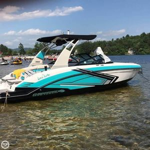 Used Chaparral Vortex 223 VRX Jet Boat For Sale