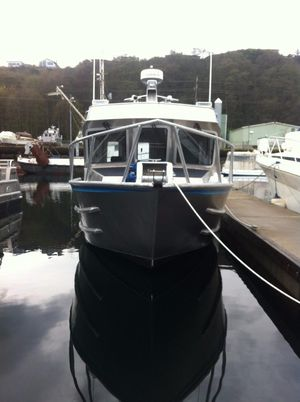 Used Armstrong Marine 38' Monohull Sports Fishing Boat For Sale