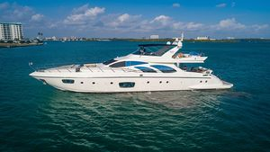 Used Azimut 100 Leonardo Motor Yacht For Sale