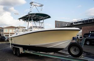 Used Bluewater 2350 CC2350 CC Saltwater Fishing Boat For Sale