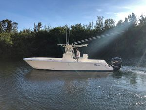 Used Seavee 3232 Center Console Fishing Boat For Sale