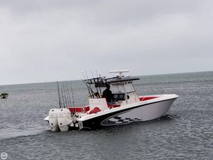 Used Fountain 32 Open Center Console Fishing Boat For Sale