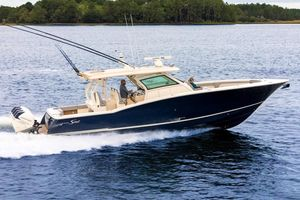 New Scout 420 LXF Center Console Fishing Boat For Sale