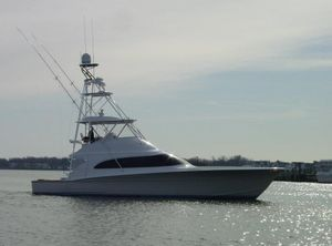 Used F & S Boatworks 56 Sportfish Convertible Fishing Boat For Sale