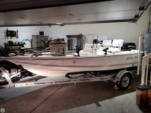 Used Sea Pro SV 1700 CC Center Console Fishing Boat For Sale