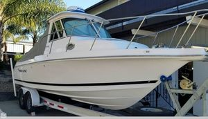 Used Pro-Line 26 Express Walkaround Fishing Boat For Sale