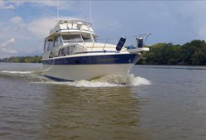 Used Chris-Craft 410 Constellation FB Motoryacht Motor Yacht For Sale