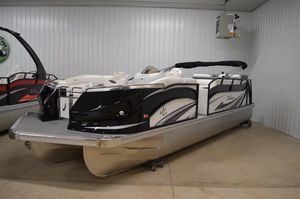 Used Jc Pontoon Sporttoon 24 Tritoon Pontoon Boat For Sale
