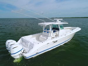 New Hcb Speciale 39 Center Console Fishing Boat For Sale