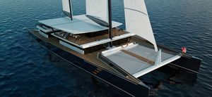 New Concept Sea Voyager 223 Catamaran Sailboat For Sale