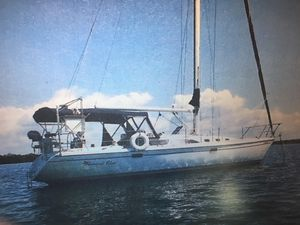Used Catalina C34 MKLL Sloop Sailboat For Sale