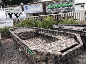 New Havoc 1556 Rdb-raptor Duck Boat Tender Boat For Sale