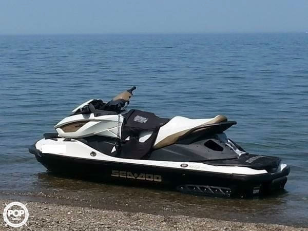 2012 Used Sea Doo Gtx Limited Is 260 Personal Watercraft