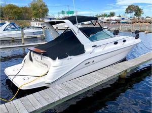 Used Sea Ray 290 Sundancer290 Sundancer Cruiser Boat For Sale